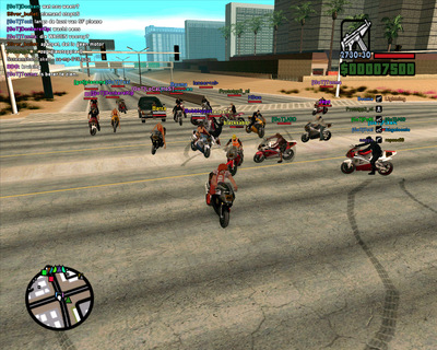 San andreas multiplayer jogos online